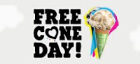 Free Cone Day Brasil Ben & Jerry's