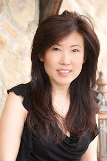 Mary Ting, author of Front cover of JACLYN AND THE BEANSTALK. Author photo courtesy of Goodreads.