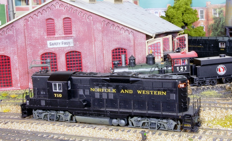 Model Railroad Miscellany: Modeling Childhood Memories -- II