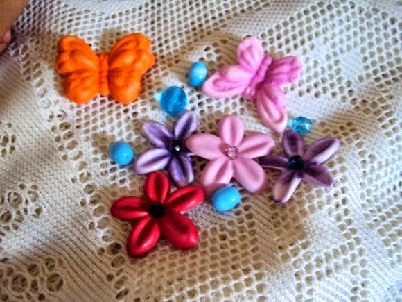 Usando apliques de tecido com criatividade - Apliques pared aki ...