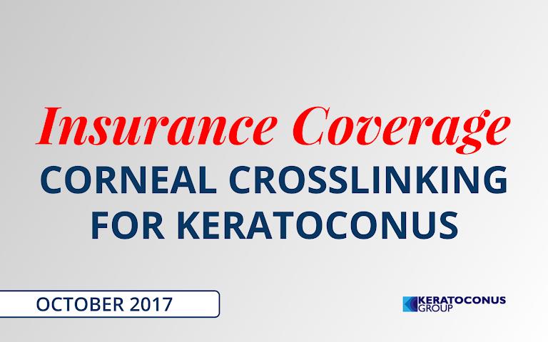 Insurance Coverage for Corneal Collagen Crosslinking