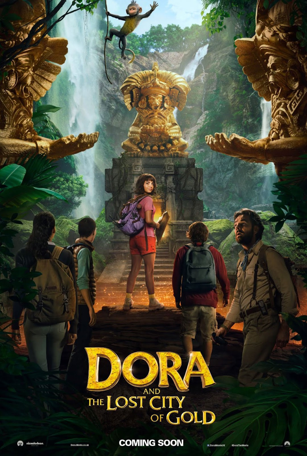 Dora And The Lost City Of Gold Full Movie Download 2019 – English HD