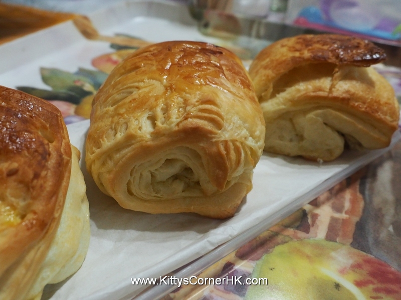 Chestnut Paste Pastry DIY recipe 栗子酥 自家烘焙食譜