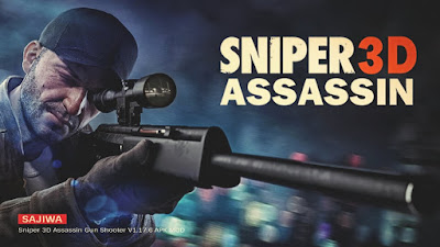 Sniper 3D Assassin Gun Shooter Apk + Data OBB