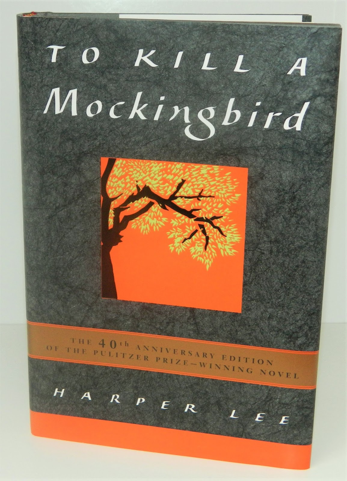an examination of the book to kill a mockingbird by harper lee Harper lee's to kill a mockingbird has been revered as a poignant examination of race relations in our country and yes, it is uncomfortable.