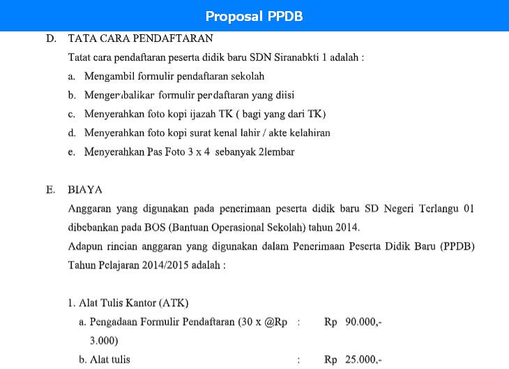 proposal ppdb