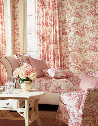 Common Ground Vintage Inspiration Friday 66 Toile