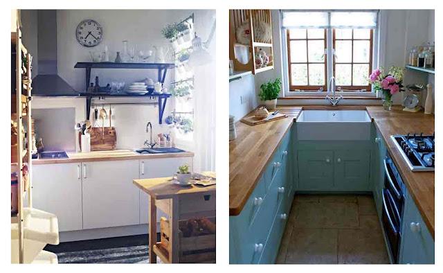 Fotos de cocinas peque as ideas para decorar dise ar y for Arredare case piccole
