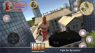 Games Iron Avenger Story Apk