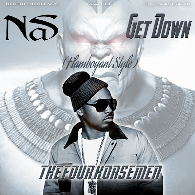 Nas - Get Down (Flamboyant Style) mixed by DJ Tiger