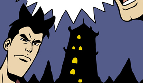 Lee Chul (bộ mới) phần 89: Toà tháp tử thần