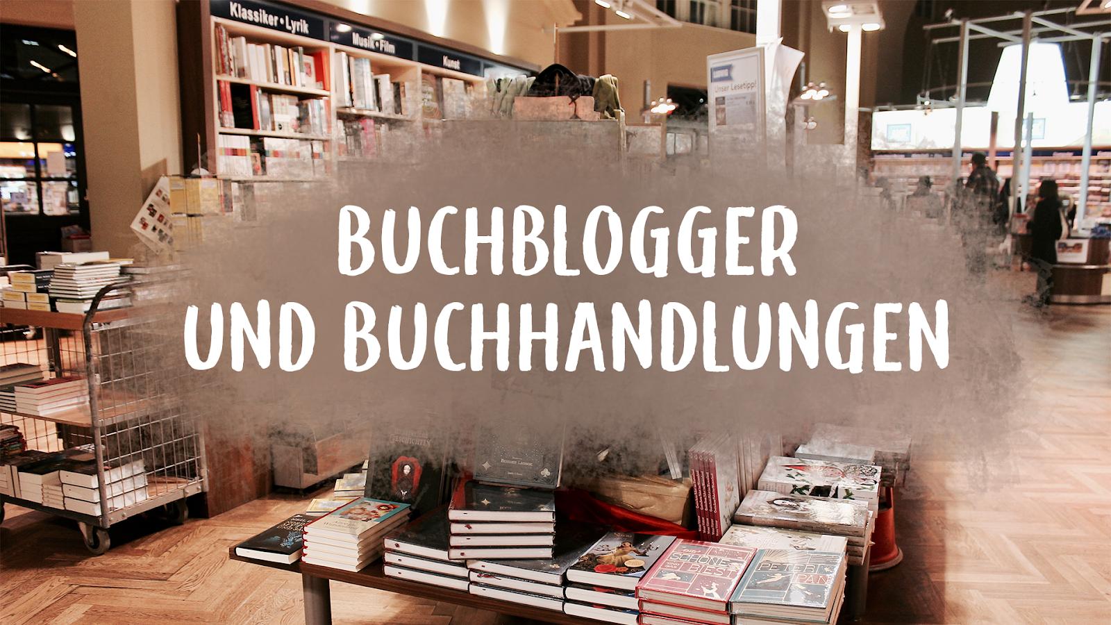 Buchblogger und Buchhandlungen | #3 Wie kann ich Online und Offline kombinieren