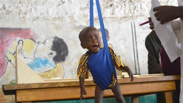 Al-Shabab militants blocking aid to starving kids in Somalia, warns charity