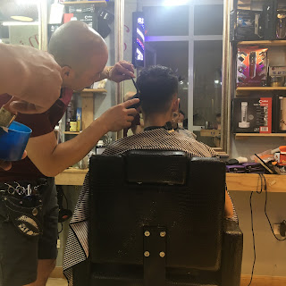 Sự thật về mô hình dạy học cắt tóc thực tế 100% tại Korigami