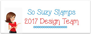 So Suzy Stamps Design Team member 2017