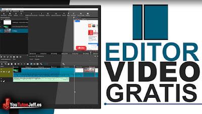 Editor de Video Gratis para PC Sin Marca de Agua Windows y Mac