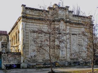 Николаев. Синагога 1822 г.