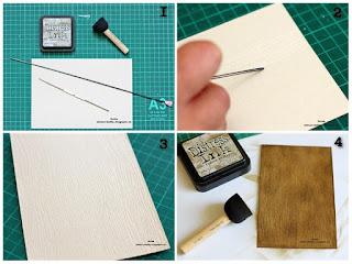 как сделать текстуру дерева
