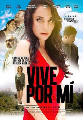 Vive Por Mí 2016 DVD Custom HD Latino