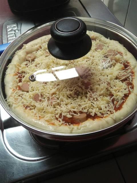 Resep Pizza Teflon Lembut Dan Simpel Resep Kuliner Nusantara