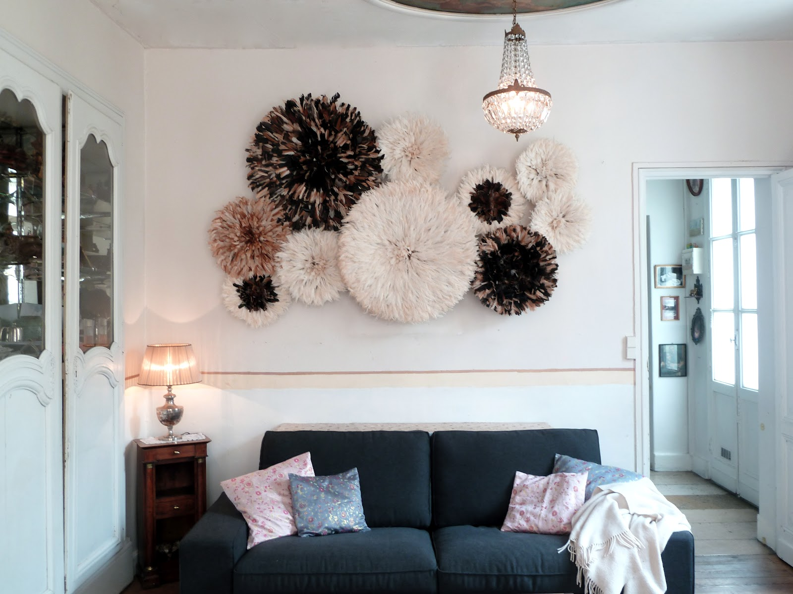 How To Decorate With Wall Art: A Love Affair With Design: THE CAMEROON