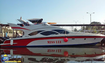 sewa dan rental kapal speed boat miss lee