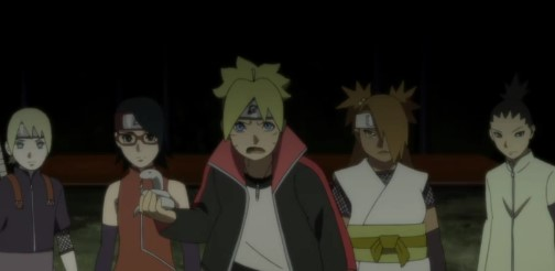 Boruto Naruto Next Generations – Episódio 75