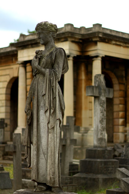 Victorian Cemeteries in London
