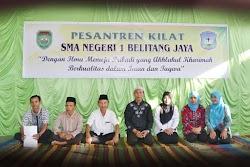 Pesantren Kilat SMAN 1 Belitang Jaya