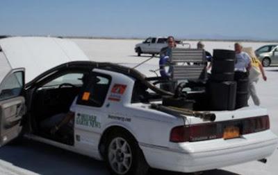 Mobil Bahan bakar Kayu