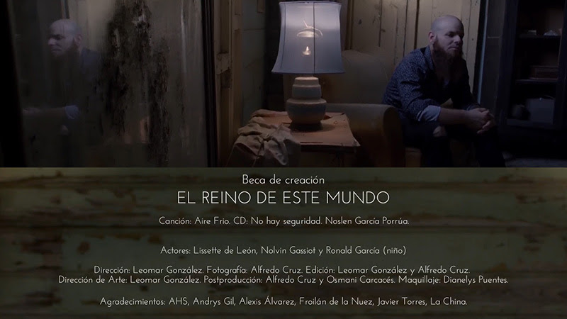 Noslen Porrúa - ¨Aire Frío¨ - Videoclip - Dirección: Leomar González. Portal Del Vídeo Clip Cubano - 01