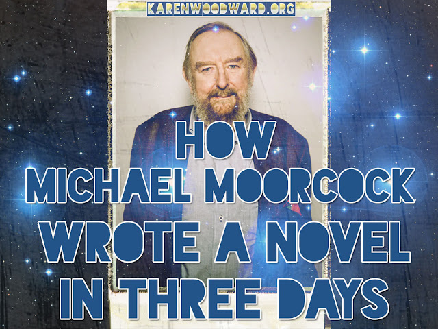 How Michael Moorcock Wrote A Novel In Three Days
