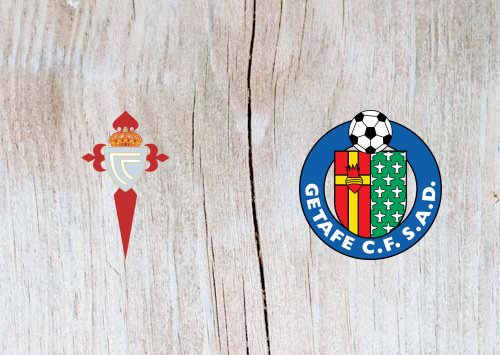 Celta Vigo vs Getafe – Highlights 01 October 2018
