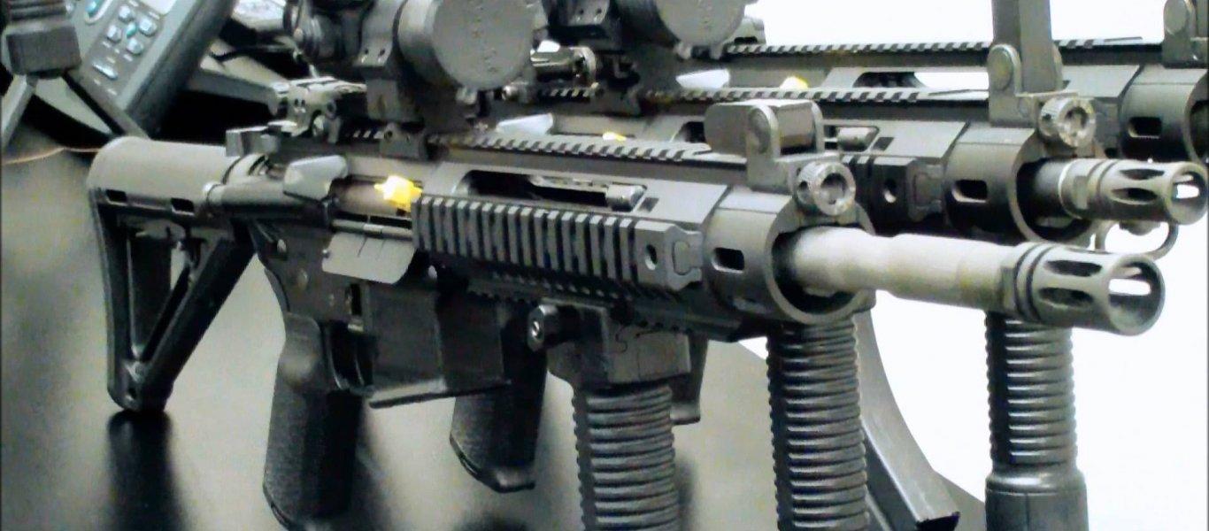 Συμφωνία ΕΑΣ με Ελληνοαμερικανό για νέο φορητό όπλο στις Ενοπλες Δυνάμεις