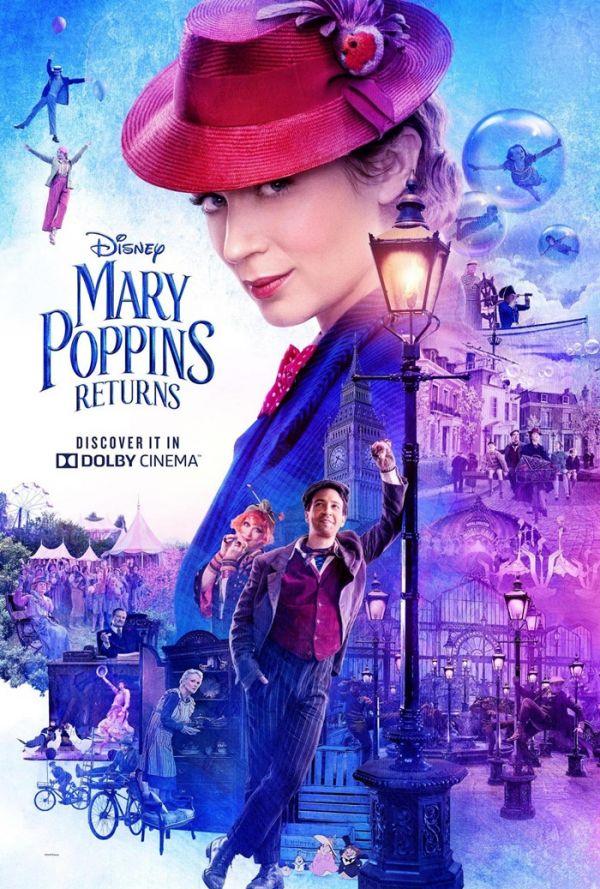 Mary Poppins Returns (2018) แมรี่ ป๊อบปิ้นส์ กลับมาแล้ว (ซับไทย)