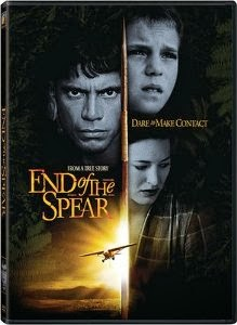http://www.amazon.com/End-Spear-Louie-Leonardo/dp/B000EXDS4I/ref=sr_1_1?s=movies-tv&ie=UTF8&qid=1389118390&sr=1-1&keywords=end+of+the+spear