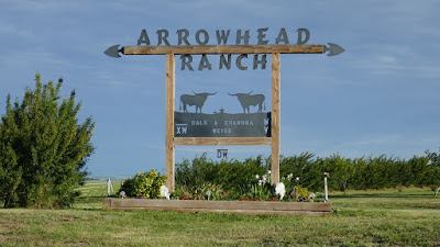 Dunmore ranch sign
