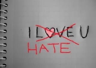 Cinta Berubah Menjadi Benci !!!