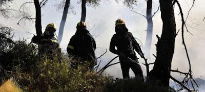 1.500 εποχικοί πυροσβέστες εποχικής απασχόλησης