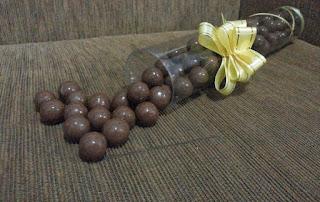 Coklat Delfi Malt Crunch