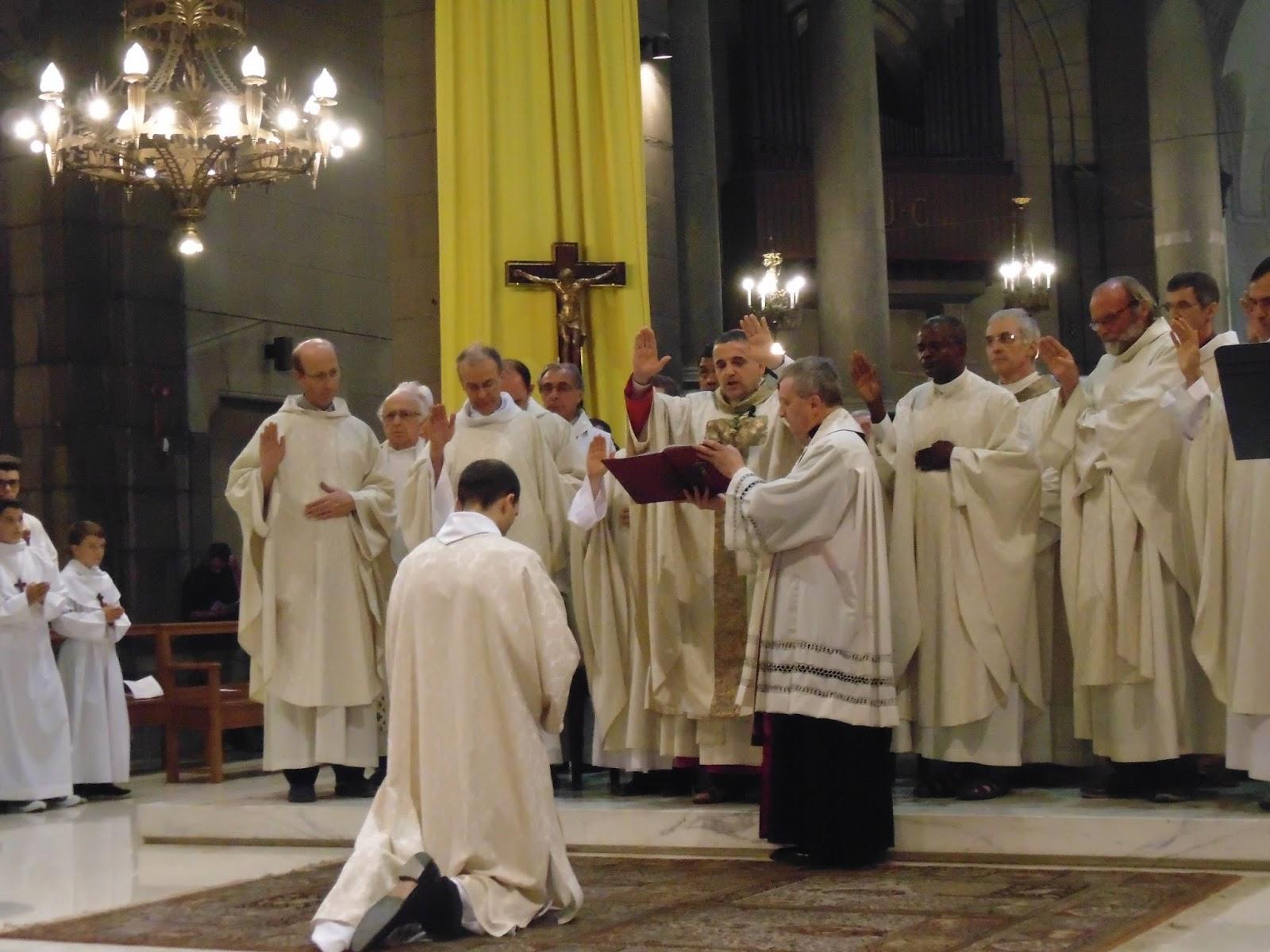 ordination presbytérale de Rodolphe Berthon