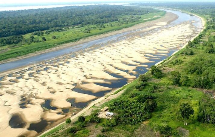 Efeitos da Seca na Amazônia