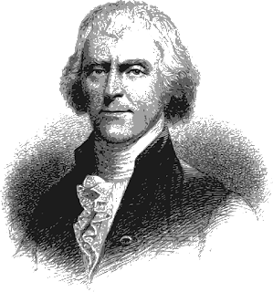 Thomas Jefferson, The Architect - Blogging Through the Alphabet on Homeschool Coffee Break @ kympossibleblog.blogspot.com