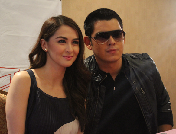 Richard Gutierrez  Marian Rivera excited for My Lady
