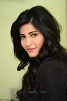 Shruti Haasan Looks Stunning trendy cool in Black relaxed Shirt and Tight Leather Pants ~ .com Exclusive Pics 058.jpg