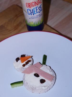 bento lunch, snowman, Primula