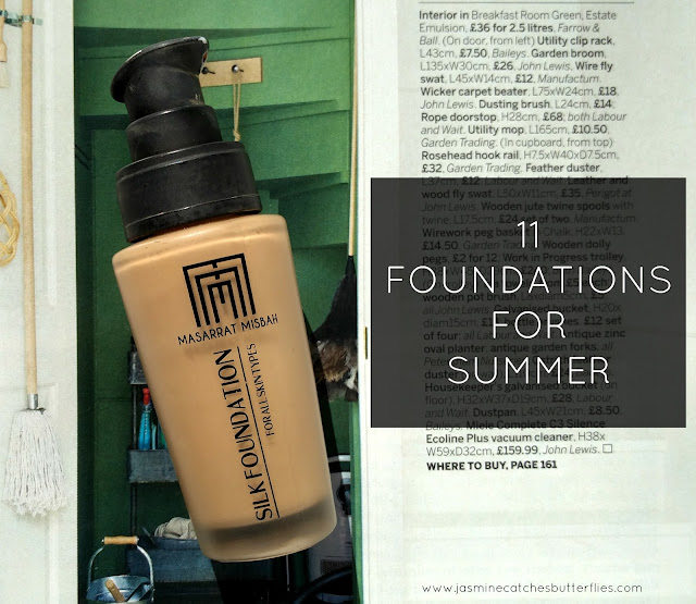 11 Summer Foundations That Beauty Bloggers Trust