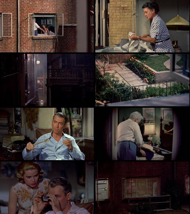 Rear Window 1954 Dual Audio Hindi 720p BRRip