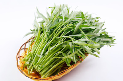 Water spinach - Flavor of Vietnam