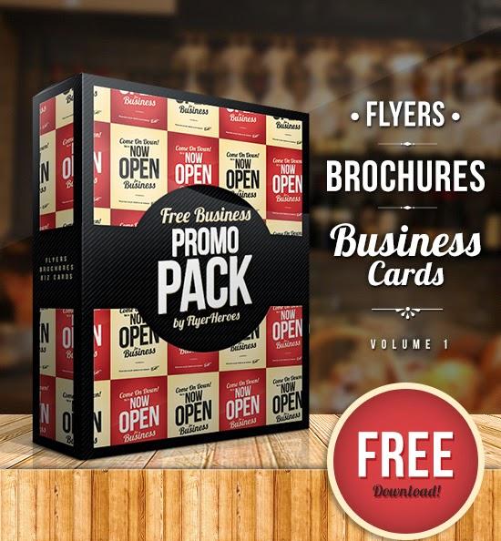 Flyer Business Promotion Pack